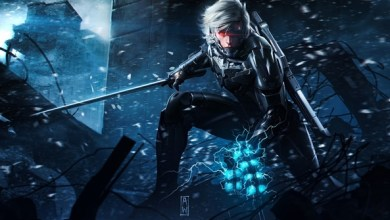 Photo of Wallpaper do dia: MGR: Revengeance!