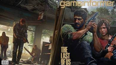 Foto de Show: The Last Of Us na Game Informer!