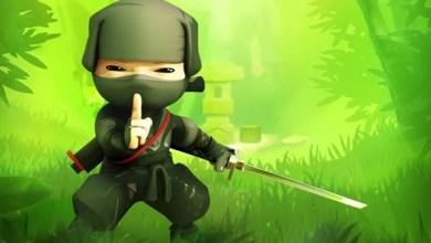 Foto de Wallpaper de ontem: Mini Ninjas!