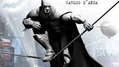 Photo of A HQ de Batman: Arkham City