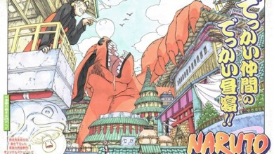 Photo of Conversa de Mangá: Naruto 579 – Brothers, Fight as One!