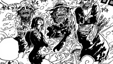 Foto de Conversa de Mangá: One Piece 661 – The Lake of Bandits