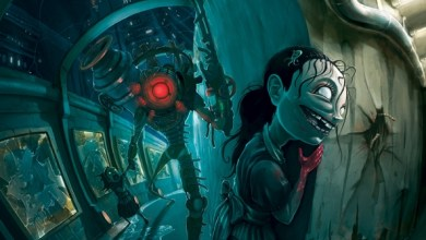Photo of Wallpaper do dia: BioShock 2!