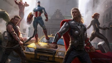 Photo of Wallpaper do dia: The Avengers!