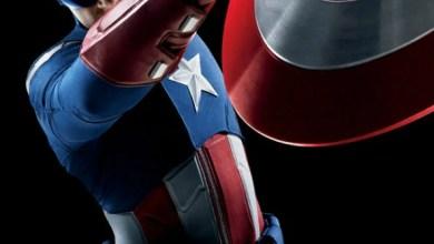 Foto de Os Vingadores: Capitão América