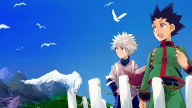 Photo of Wallpaper do dia: Hunter x Hunter!