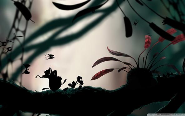 Wallpaper Rayman Origins