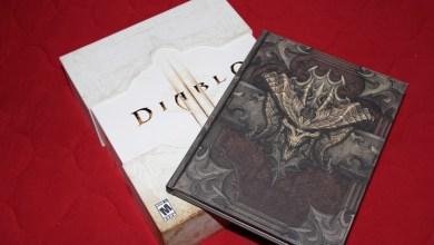 Foto de Dia de Correio: Diablo III CE e Book Of Cain
