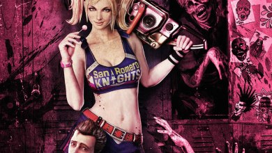 Photo of Mais um pouquinho de Lollipop Chainsaw…