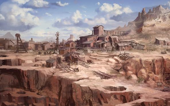 wallpaper do dia Call of Juarez The Cartel