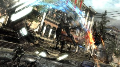 Photo of Metal Gear Rising – Aprendendo a fatiar caras maus com Raiden!