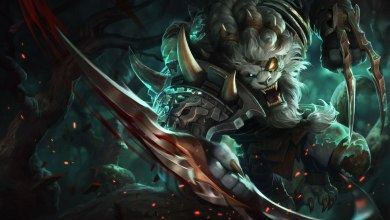 Foto de League of Legends: O caçador silencioso, Rengar!