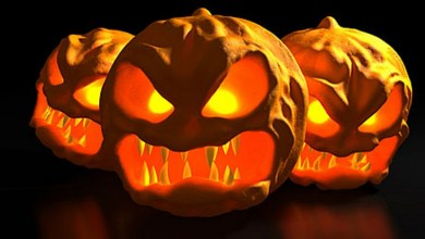 Foto de Música de Halloween com Helloween!
