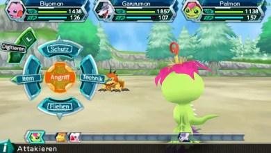Foto de Digimon Adventure no PSP – De volta à 1999!