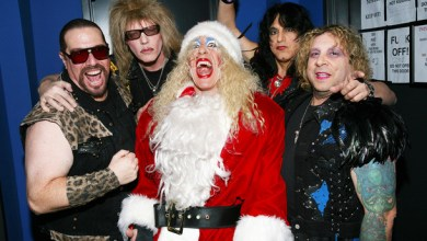 Photo of Música de Fim de Semana: Twisted Sister no especial Natal!