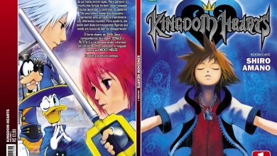 Photo of Agora vai! Mangá Kingdom Hearts no Brasil!