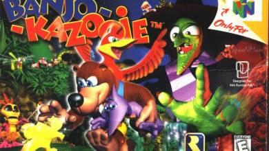 Photo of Nostalgia Nintendo 64 #01 – Banjo e Kazooie