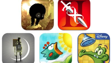 Foto de 5 games grátis por 5 anos de App Store!