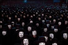 V for Vendetta Filme