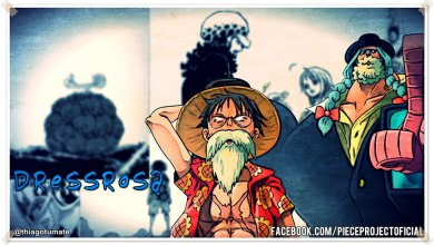 Photo of ONE PIECE | Dressrosa – Cartas na mesa