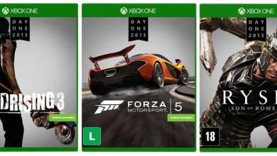 Foto de Xbox One: Games em pré-venda no Brasil!