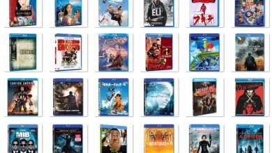 Photo of Dica: Seleção de filmes blu-ray por R$ 25!