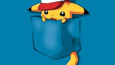 Foto de Camisa do dia: Pocket Monster!