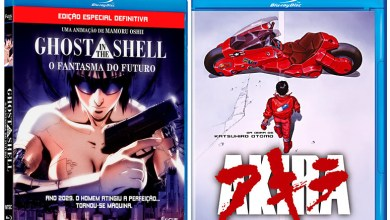Foto de Dica: Ghost in the Shell em BD e barato!