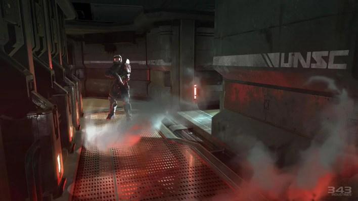 Halo 2 Anniversary Arte Conceitual 1