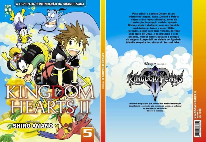Kingdom Hearts II 5