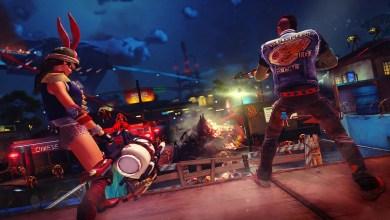 Foto de Revelado modo multiplayer de Sunset Overdrive!