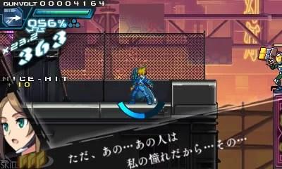 Azure Striker Gunvolt001