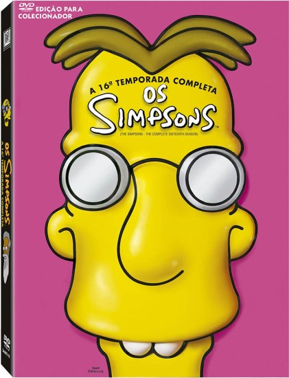 Simpsons 16 temporada DVD