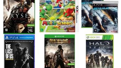Photo of Oferta & Desconto (2) | Games com ótimos preços! Xbox One & 360, 3DS, PlayStation 3…