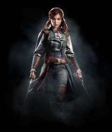 Elise The Fiery Templar