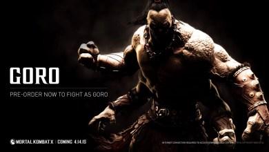 Foto de Goro na pré-venda de Mortal Kombat X e data de lançamento revelada!