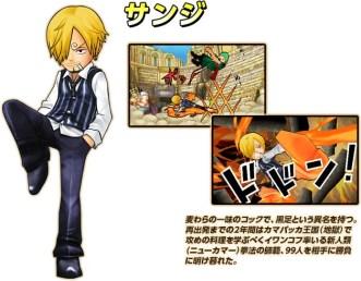 One Piece Super Grand Battle X chara10