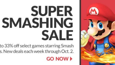 Photo of Nintendo | As ofertas do Super Smashing Sale (I)