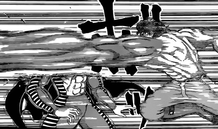 Toriko 293 - Ataque