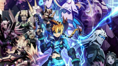 Photo of Primeira Hora | Azure Striker Gunvolt (3DS)