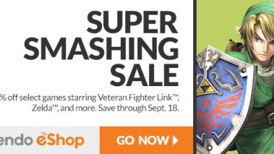 Foto de Nintendo | As ofertas do Super Smashing Sale (II)