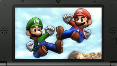 Foto de As impressões de Super Smash Bros. para 3DS…