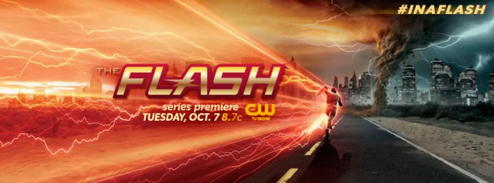 The Flash Series CW 2