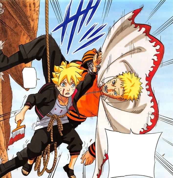 Naruto 700 - Bolt e Naruto