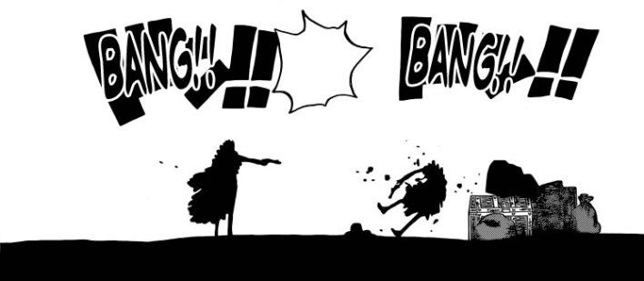 One Piece 767 - Bang