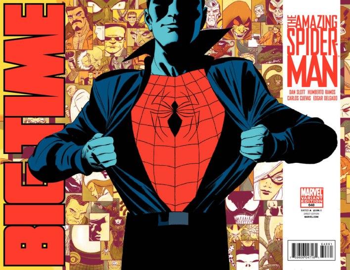big time spider man