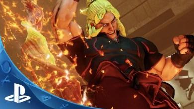 Photo of Street Fighter V | Ken de novo visual, Estágio Brasileiro e E3 2015…