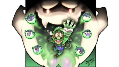 Photo of Galeria | 20 artes de Luigi's Mansion!