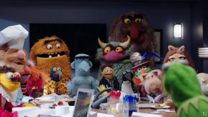 The Muppets Piloto
