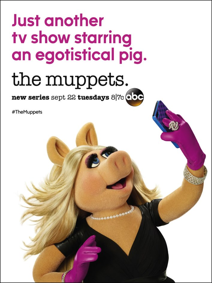 The Muppets Series Poster